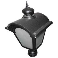 Black Gate Lamp