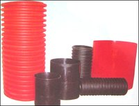 Couplers For Corrugated Pipes