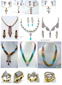 American Diamond Jewellery