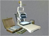 Hand Operated Batch Printing / Batch Coding Machine