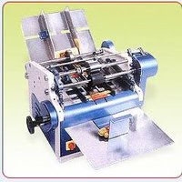Automatic High Speed Label Batch Printing / Batch Coding Machine