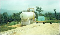 Domestic LPG Storage Tank