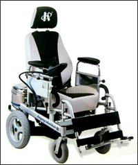 Aluminum Electric Wheelchair