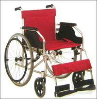 Steel/Aluminum Wheelchair
