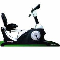 Semi Commercial Magnetic Recumbent Bike