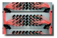 Optical Fiber Cable And CAT 5/6 Patch Panels