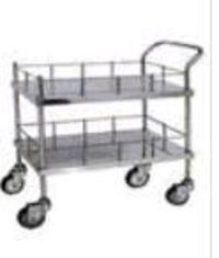 Metal Hospital Trolleys