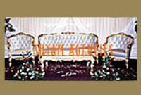 Fancy Wedding Sofa