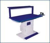 Vacuum Finishing Table With Tubelight Tray
