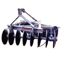 Mounted Disk Harrow