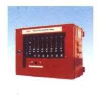 Fire Alarm Main Control Panel