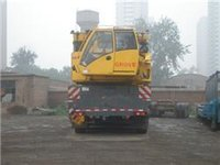 Grove All Terrain Crane