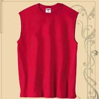Cotton Sleeveless T- Shirts