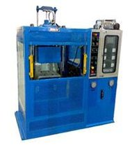 Vacuum Type Rubber Moulding Machine
