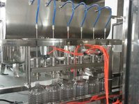 5L Water Bottle Washing Filling Capping Machine