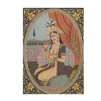 Ancient Mughal Paintings