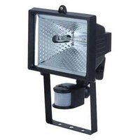PIR Motion Sensor with Halogen Lamp