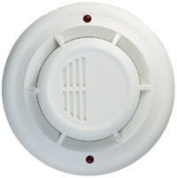4 Wire Au-95sd Photoelectric Smoke Detector
