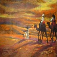 Thar Desert Paintings