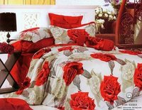 Brushed Fabric Bedding Set
