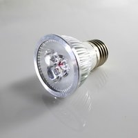 3W E27 High Power LED Spotlights