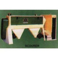 Scourer Machine
