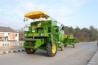 Tractor Driven Harvester Combine