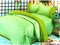 Embroidery Soft Bedding Sets