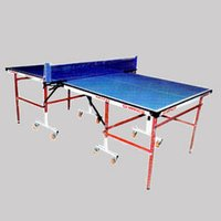 Mini Table Tennis Table With Wheel