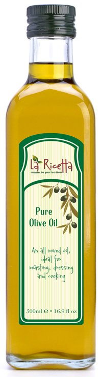 Pure Olive Oil 500ml
