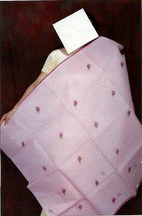 Painted Saree