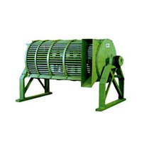 Single Shaft Hackling Machine