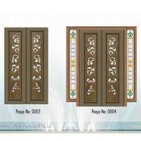 Door Metal Embellishments