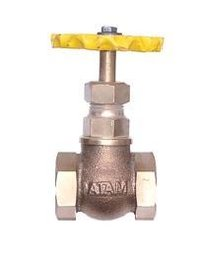 Bronze Glove Valve With Ptfe Disc