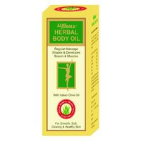 Herbal Body Oil