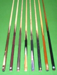 Billiard Cues