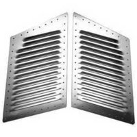 Steel Louvers