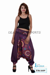 Cotton Afghani Trousers