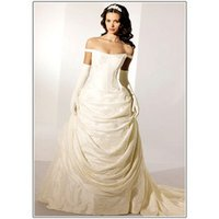 Bridal Gown- White Base