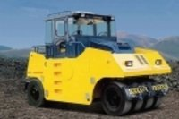UTR1016H Pneumatic Tyre Road Roller
