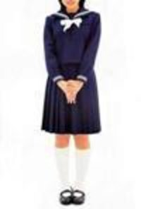 Girls Long Sleeve Shirt And Skirts