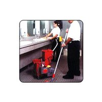 Untouch Floor Cleaning