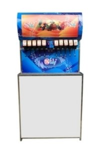 Multi Flavour Soft Drink Dispensing Machine