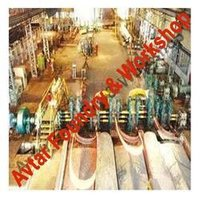 Steel Rolling Mill Plant