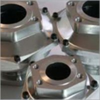 CNC Precision Milled Components