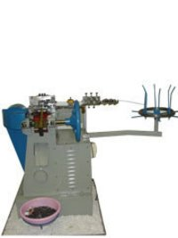 Automatic Gem Clip Making Machine