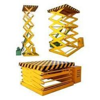Industrial Stationery Goods Lifts