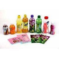 Multicolor PVC Shrink Labels