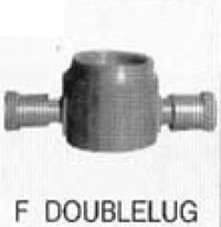 F Doublelug Adaptors