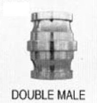 Double Male Adaptors